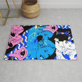 Wallflower  Rug