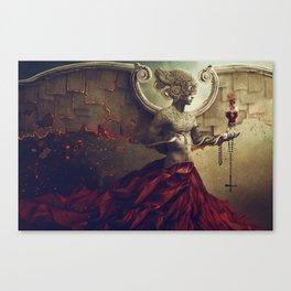 Exegesis Canvas Print