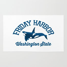 Friday Harbor. Rug