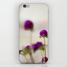 adorable flowers  iPhone & iPod Skin