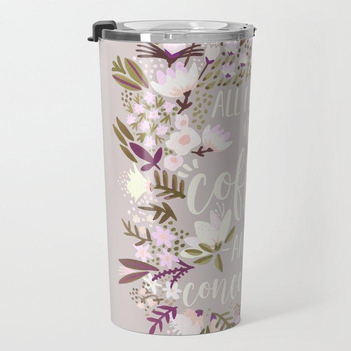 Coffee & Concealer – Spring Palette Travel Mug
