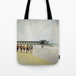 All I've got's this sunny afternoon. Tote Bag
