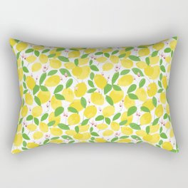 california lemons Rectangular Pillow