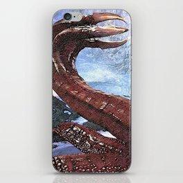 Worm monster - 世界 探索 游戏 iPhone Skin