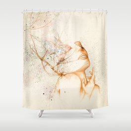 Entête Shower Curtain