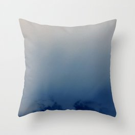 Minnehaha Blue Throw Pillow