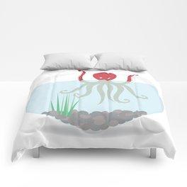 Release the Kraken! Comforters