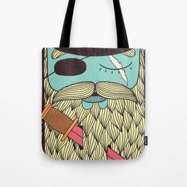 Captain Hope Tote Bag