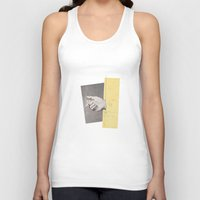 cigarettes Tank Tops featuring Cigarettes & Cigarettes by Julien Ulvoas