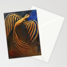 Payers 3 Stationery Cards