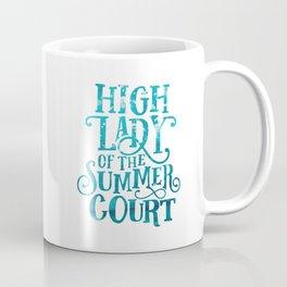 High Lady Summer Court ACOTAR Coffee Mug