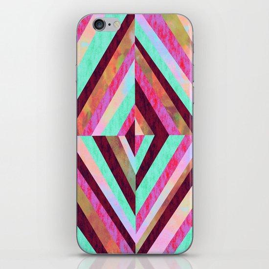 PATTERN {Diamond 001} iPhone Skin