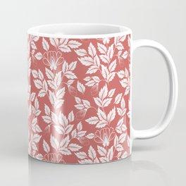 Leaves Pattern 9 Coffee Mug