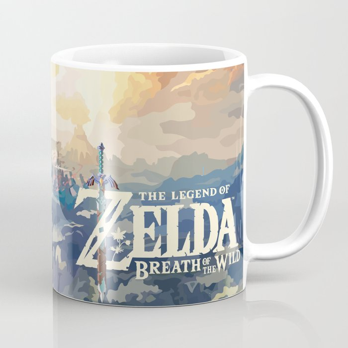 The Legend of Zelda - botw Coffee Mug