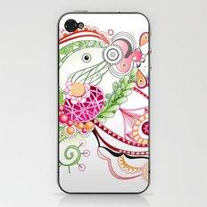 Spring tangle iPhone & iPod Skin