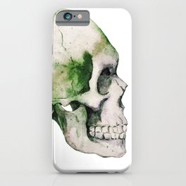 Skull 06 iPhone Case