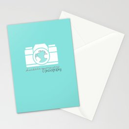 MG Photography Logo Stationery Cards