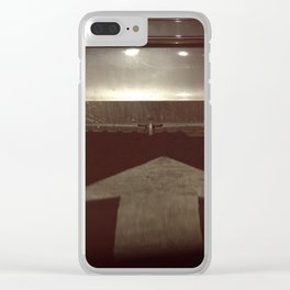 just the two of us Clear iPhone Case
