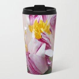 Peony - Raspberry Swirl Travel Mug