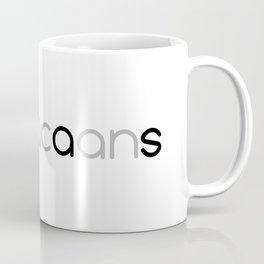 David Berglas Coffee Mug