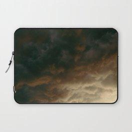 Caught In The Rain Laptop Sleeve