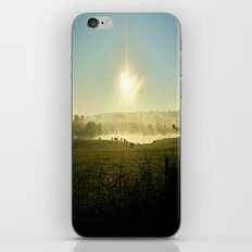 The Comfort That Home Brings iPhone & iPod Skin