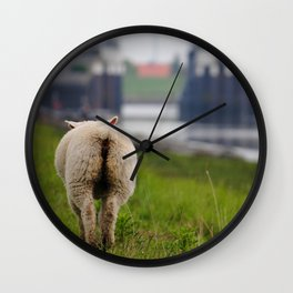 GOING HOME... Wall Clock