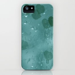 Crying Hearts 2 iPhone Case