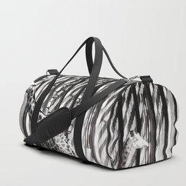 Three giraffes Duffle Bag