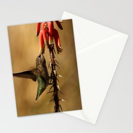 One Moment At Time Stationery Cards