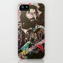 Cosmic Charlie iPhone Case