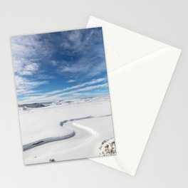 Yellowstone National Park - Trout Creek Stationery Cards