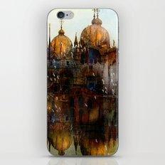 Somewhere in Venice iPhone Skin