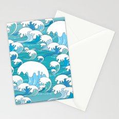 iWaves Stationery Cards