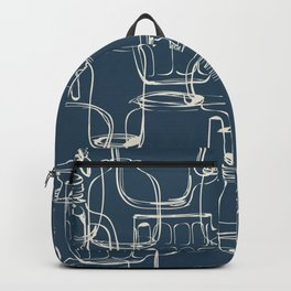 glass containers Backpack