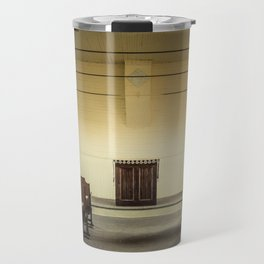 The Sanctuary Travel Mug
