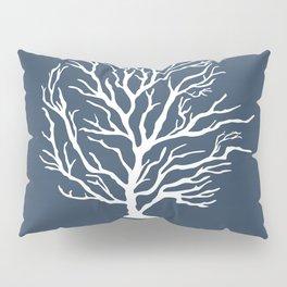 AFE Branch Coral, Blue Grey Pillow Sham