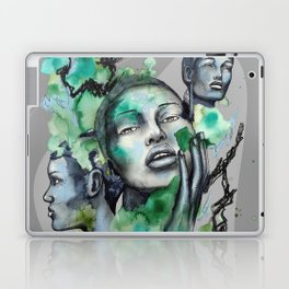 COSMOPOLITAN by carographic, Carolyn Mielke Laptop & iPad Skin
