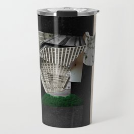 The Tower: Babel in Space Travel Mug