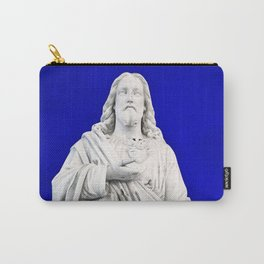 Jesus Twilight Statue Carry-All Pouch