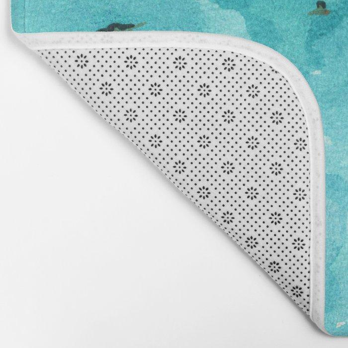 Coromandel Bath Mat