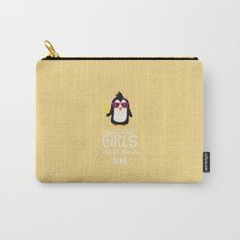 Coolest Girls Birthday in JUNE T-Shirt Du0zj Carry-All Pouch
