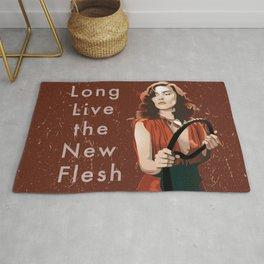 Long Live the New Flesh 1 Rug