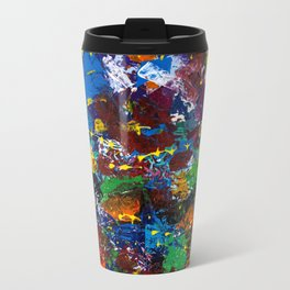 Skipping Stones Travel Mug