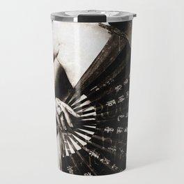 stone creation Travel Mug