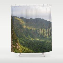 Jurassic Shower Curtain