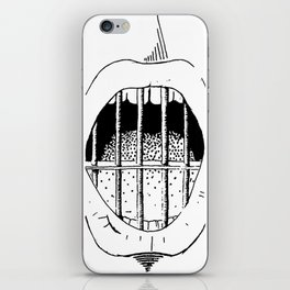 Freedom of Expression 1 of 3 iPhone Skin