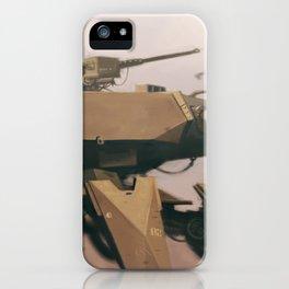 Team Lambda iPhone Case