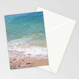wash it away Stationery Cards