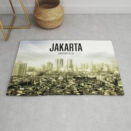 Jakarta Wallpaper Rug